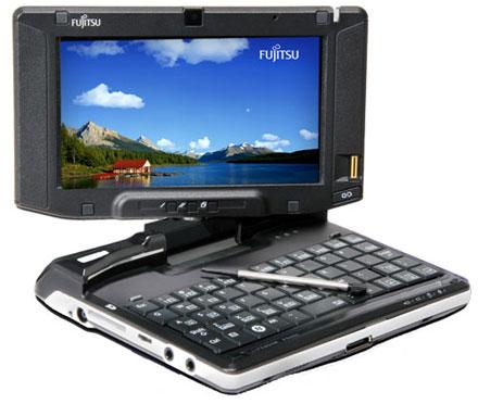 Fujitsu LifeBook U810 TabletPC