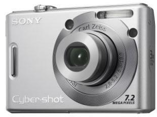 Sony Cybershot W35