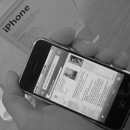 Increase in mobile internet