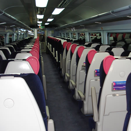 First Great Western Seats