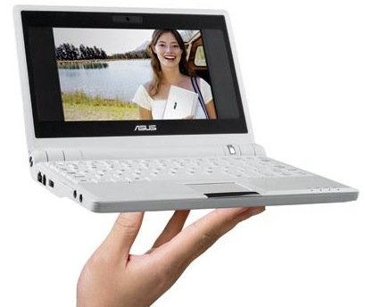 Asus release Eee-PC in Japan with Windows XP