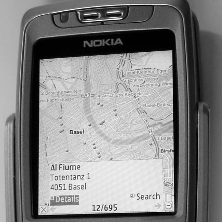 Nokia aiming to replace papermaps