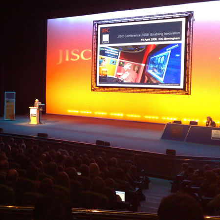 JISC Conference 2008
