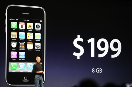 Apple announce new 3G iPhone