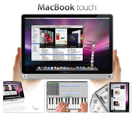 MacBook touch (perhaps?)