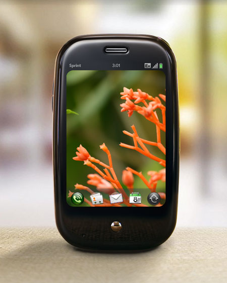 Palm unveils smartphone
