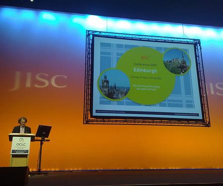 JISC Conference 2009