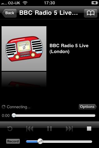 TuneIn Radio – iPhone App of the Week | e-Learning Stuff