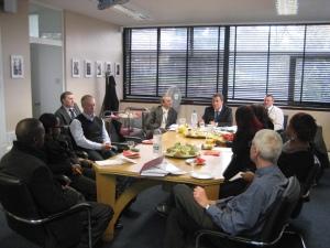 ZAOU and SLT meeting